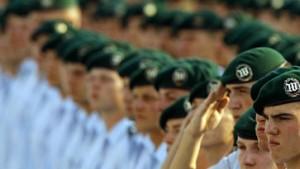 Wehrdienst soll auf sechs Monate verkürzt werden