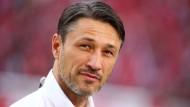 Bayern Münchens Trainer Niko Kovac will mit seinem Team in der Champions League erfolgreich sein.
