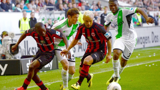 Wolfsburgs Sieg der Hilflosigkeit