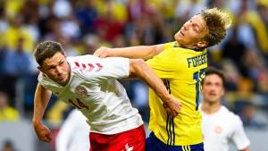 DFB-Gegner Schweden bleibt torlos