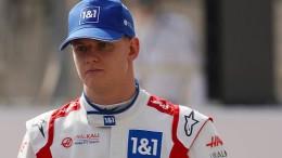 Ein Jahr Verlängerung für Mick Schumacher