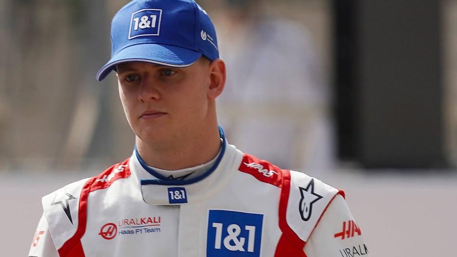 Bleibt bei Haas: Mick Schumacher