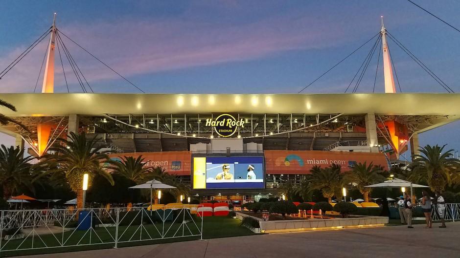 Die Formel 1 in Miami: Rund um das Hard Rock Stadium