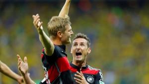 Das siebte Fußball-Wunder
