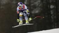 Ein Date mit der alpinen Ski-Geschichte