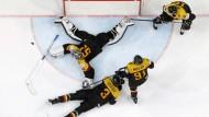 Desaster auf Eis: Die Deutschen verlieren bei der WM auch gegen Österreich