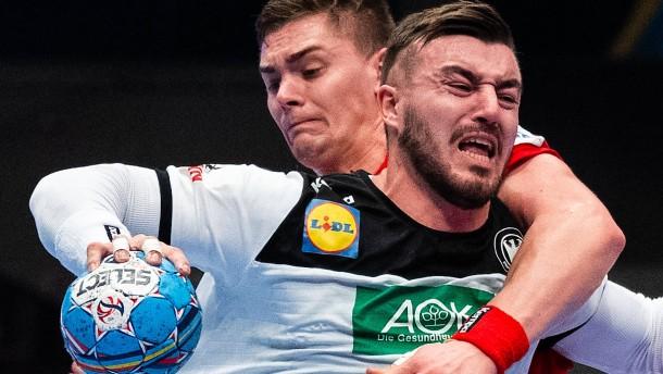Das Virus erreicht auch die Handball-Nationalmannschaft