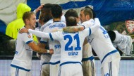 Hamburger SV im späten Glück