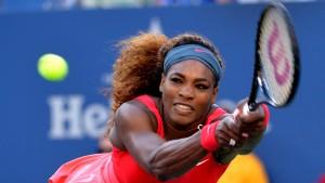 Serena Williams lebt ihren Kleinmädchentraum