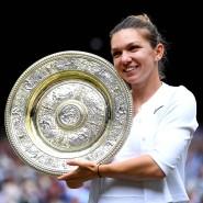Sieg auf dem heiligen Rasen: Simona Halep gewinnt das Wimbledon-Finale.