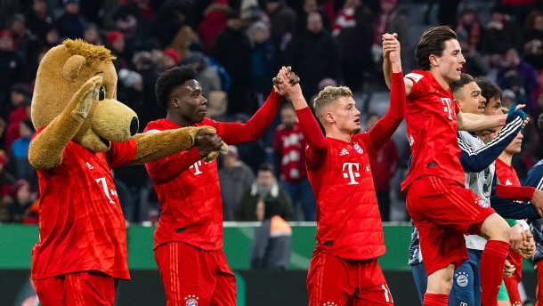Bayern erleben fast den ersten Arroganz-Moment