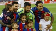Doppelschlag verhilft Barça zum nächsten Pokalsieg