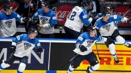 Finnland wirft den großen Favoriten raus