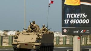 Die Bahrein-Frage