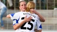 Wolfsburg und Frankfurt wahren Kurs aufs Meisterschaftsfinale