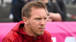 Sorgen beim FC Bayern und Nagelsmann