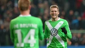 Schürrle stiehlt allen in Wolfsburg die Show
