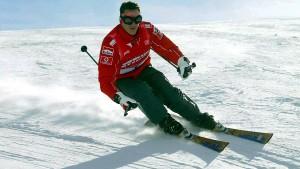 Michael Schumacher in Lebensgefahr