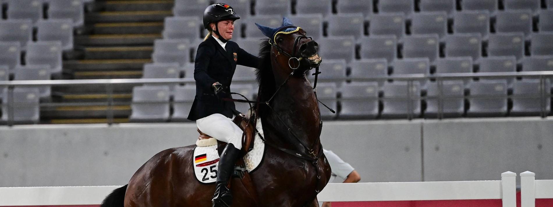 Strafanzeige gegen IOC und Reitverband