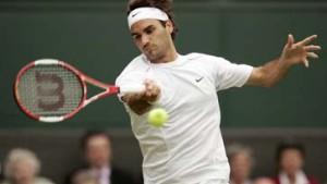 Roger Federer ist jetzt schon der Rasen-König