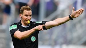 Aue legt Widerspruch nach Schiedsrichter-Fehlern ein