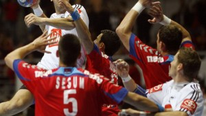 Deutschland und Serbien spielen Unentschieden