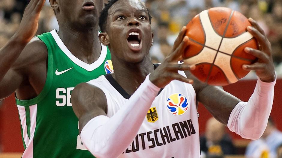 Deutschland wahrt bei Basketball-WM die Olympia-Chance