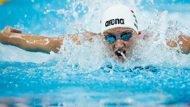 Die Stars lieben die Schwimm-Revolution