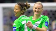 FFC Frankfurt empfängt Potsdam im DFB-Pokal-Halbfinale
