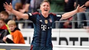 Später Kraftakt des FC Bayern