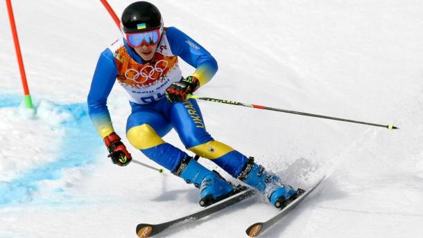 IOC untersagt auch Ukraine Trauerflor