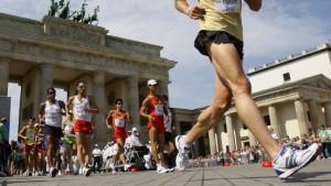 Berlins schnellster Spaziergang