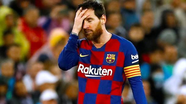 Spaniens Fußball-Liga auf unbestimmte Zeit ausgesetzt