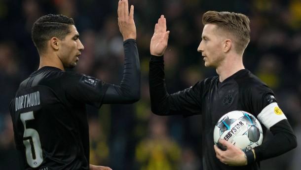 Mal wieder ein Feiertag für Dortmund