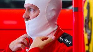 Vettel und ein Desaster in Rot