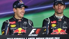 """Vettel und Webber: """"Ich fahre auf Sieg"""" - sagt die Nummer zwei"""