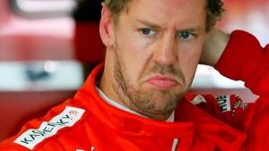 Ferrari setzt Vettel für neuen Vertrag unter Druck