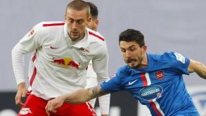 Leipzig und Freiburg nicht zu stoppen