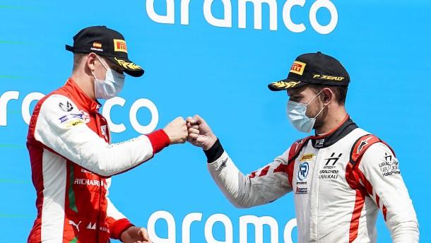 Ferrari kündigt Gespräch mit Mick Schumacher an