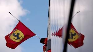 Machtvakuum bei Ferrari