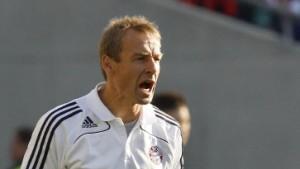 Nur schnelle Siege lösen Klinsmanns Reformstau