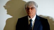 Der lange Schatten des Bernie Ecclestone: Wieder als Geschäftsführer bestätigt, auch mit 84 Jahren