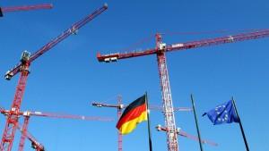 EU korrigiert Prognose für Wachstum nach unten