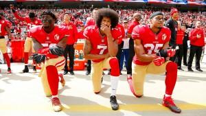 Hymnen-Regel nach Trumps Protest sorgt für Ärger