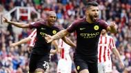 Guardiola hat mit Manchester City einen Lauf