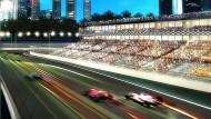 Hightech als Hochgenuss: Formel-1-Rennen in Singapur