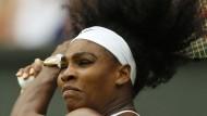 Venus ohne Chance gegen Serena