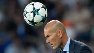 Zidane verlängert