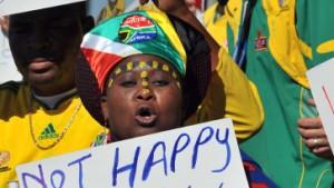 Südafrikas Angst vor der Rückkehr in den Alltag