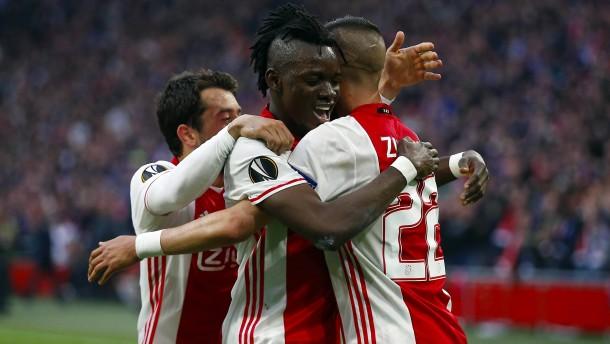 Ajax vor Final-Einzug